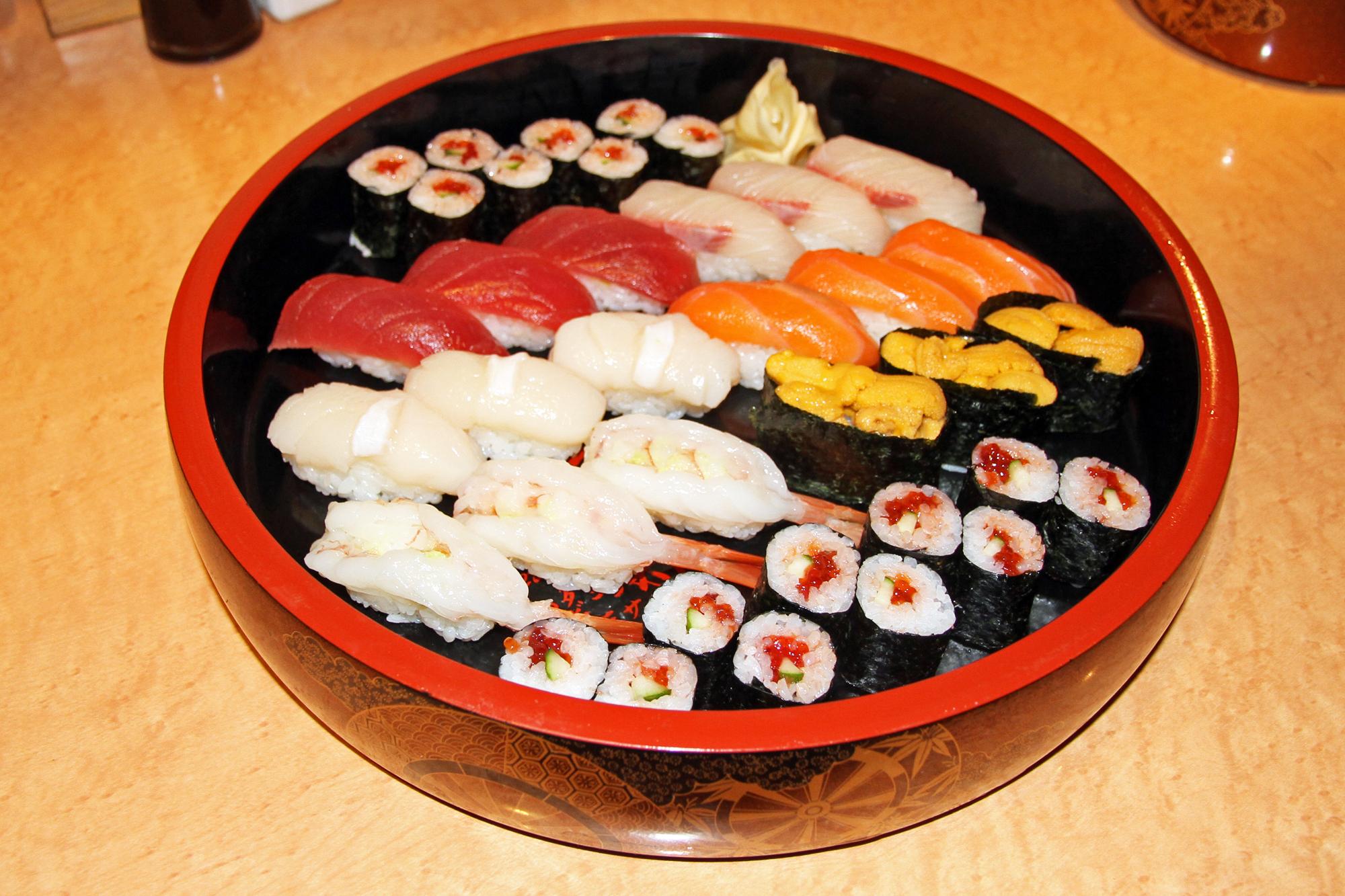 三寿司(さんずし) 総本店